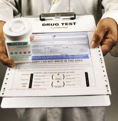 Drug Testing - Background Examine
