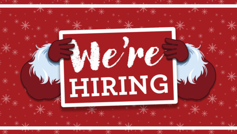Holiday hiring, seasonal hiring