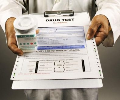 Drug Testing - Background Examine