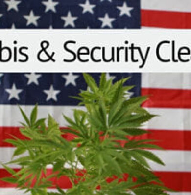 Cannabis-Security-Clearance