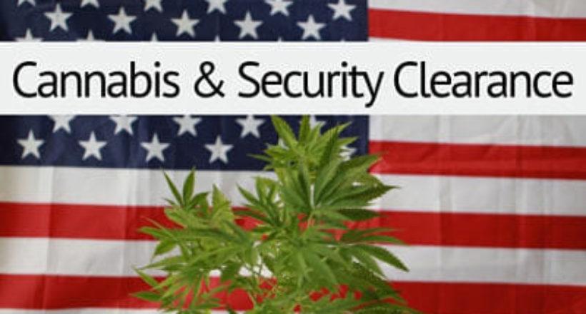 Cannabis-Security-Clearance